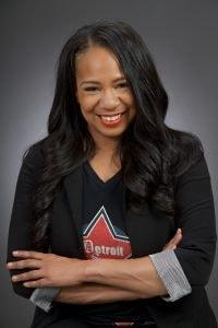 Angie Starr profile caption
