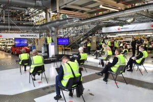 Stellantis Announces Investment at Vauxhall Ellesmere Port to Build New Electric Vehicles